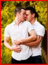На фоне осени  (гей фото, блюсик 14000)