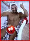 Новогодняя шутка (видео)  (гей фото, блюсик 14468)