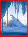 Ледяные гроты Байкала  (гей фото, блюсик 14575)