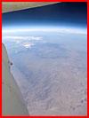 Спуск суборбитального космического аппарата New Shepard (видео)