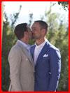 Rob & Tommie. Бракосочетание (видео)  (гей фото, блюсик 15132)