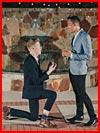 Прошу твоей руки  (гей фото, блюсик 15135)
