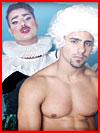 ARISA в пародии на песню Margalit Tzan'ani - Это не Европа  (гей фото, блюсик 15136)
