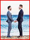 Свадьба на острове Миконос  (гей фото, блюсик 15327)