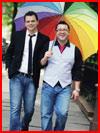 Под зонтом любви  (гей фото, блюсик 15553)