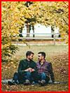 Осенняя прогулка  (гей фото, блюсик 15580)