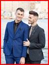 Лучио и Джоуи  (гей фото, блюсик 15587)