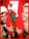 Игры с Санта-Клаусом  (гей фото, блюсик 15908)