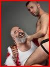 Подарок для Санта-Клауса  (гей фото, блюсик 15916)