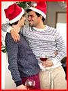 Новогоднее настроение  (гей фото, блюсик 15919)