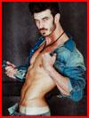 Бразильская модель Rodrigo Puertas  (гей фото, блюсик 15935)