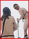 Голые на лыжах  (гей фото, блюсик 15941)