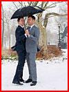 Зонтик для влюблённых  (гей фото, блюсик 15956)