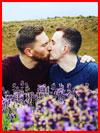 Средь цветов  (гей фото, блюсик 16000)