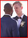 Свадьба в Санторини (видео)  (гей фото, блюсик 16028)