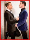 Влюблённые мальчики  (гей фото, блюсик 16049)