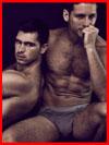 Двое  (гей фото, блюсик 16064)