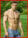 Шикарный парень  (гей фото, блюсик 16118)