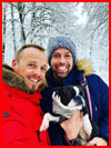 Зимняя прогулка  (гей фото, блюсик 16176)