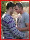 Влюблённый взгляд  (гей фото, блюсик 16185)