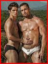 Два красавца  (гей фото, блюсик 16460)