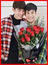 Цветы от любимого  (гей фото, блюсик 16508)