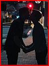 Поцелуй в ночи  (гей фото, блюсик 16510)