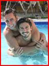 Счастливые влюблённые  (гей фото, блюсик 16585)