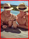 Две шляпы  (гей фото, блюсик 16945)