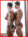 Глядя в окно  (гей фото, блюсик 17049)
