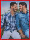 Влюблённые  (гей фото, блюсик 17168)