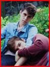 С милым в обнимку  (гей фото, блюсик 17272)