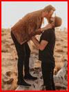 Ковбойский поцелуй  (гей фото, блюсик 17524)