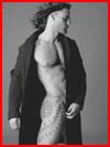 Чёрно-белая эротика  (гей фото, блюсик 17739)