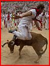 Бега быков: Сан Фермин 2019  (гей фото, блюсик 18151)