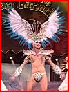 Drag Sethlas на карнавале (видео)  (гей фото, блюсик 18201)