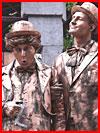 Живые статуи  (гей фото, блюсик 18235)