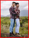 Два ковбоя  (гей фото, блюсик 18260)