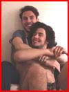 Влюблены друг в друга (видео)  (гей фото, блюсик 18353)