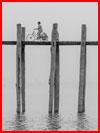 Знаменитый мост U Bein в Бирме  (гей фото, блюсик 18375)