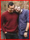 Любовь по осени  (гей фото, блюсик 18400)