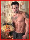 И был праздник Хеллоуин  (гей фото, блюсик 18606)