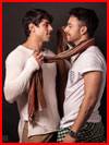 Взгляд влюблённых  (гей фото, блюсик 18700)