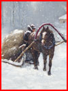 Зима на Руси в картинах художников  (гей фото, блюсик 18727)