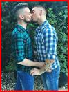 Любовь в парке  (гей фото, блюсик 19128)