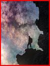 Мечтательные пейзажи, вдохновленные космосом  (гей фото, блюсик 19311)