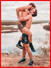 В объятиях любимого  (гей фото, блюсик 19397)