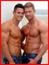Фигуристые парни  (гей фото, блюсик 19401)