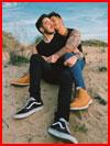 В обнимку с любимым  (гей фото, блюсик 19544)