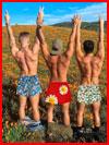 Три богатыря  (гей фото, блюсик 19681)